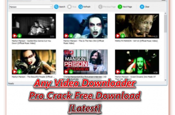 Any Video Downloader Pro Latest Version, Any Video Downloader Pro Crack,