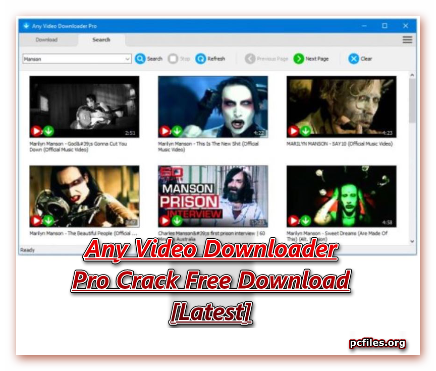 Any Video Downloader Pro Latest Version, Any Video Downloader Pro Crack