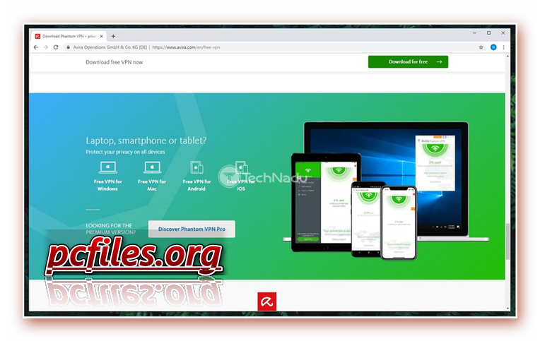 Avira Phantom VPN, Avira VPN Download, Avira Phantom VPN Pro Crack