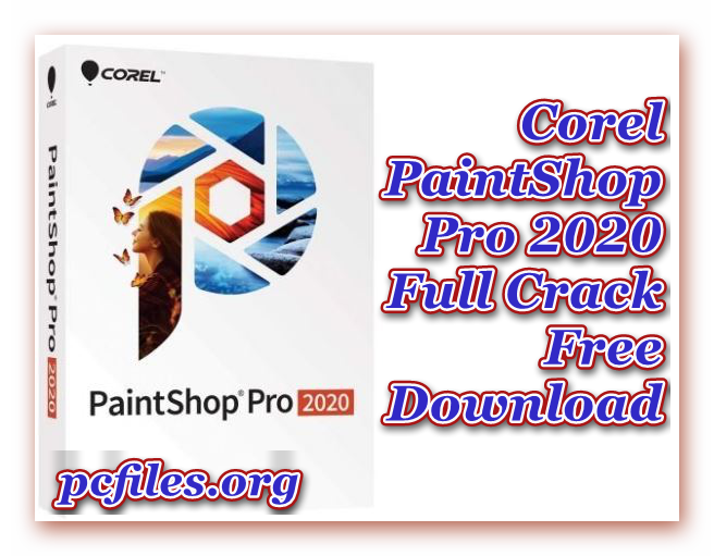 Corel PaintShop Pro 2020 v22.2.0.8 Full Crack Free Download