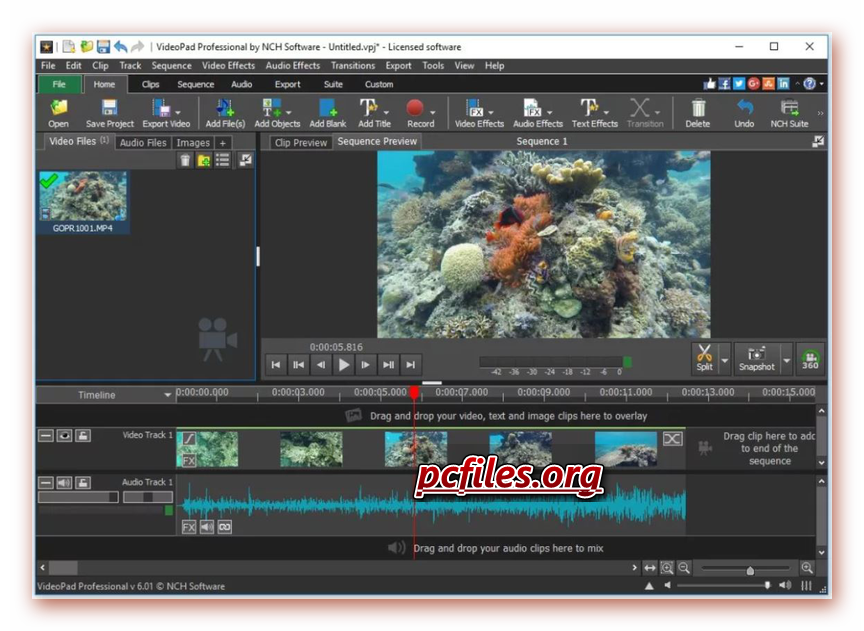 NCH VideoPad Video Editor Professional Crack, NCH VideoPad Free Download Full Version with Crack, Videopad Crack