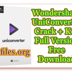 UniConverter Crack, Wondershare Video Converter Crack, Wondershare Video Converter Ultimate Serial Key, Wondershare UniConverter Crack
