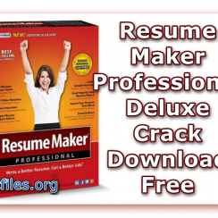 ResumeMaker Professional Deluxe Crack