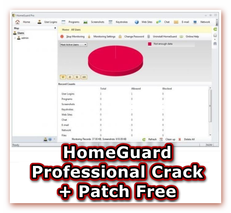 HomeGuard Professional Crack, HomeGuard Activity Monitor