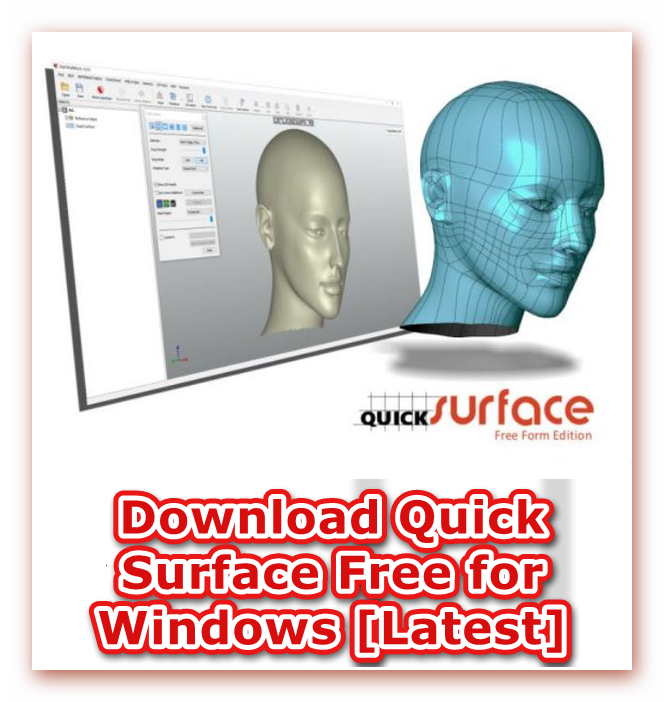 Download Quick Surface Free for Windows, QuickSurface Download Crack