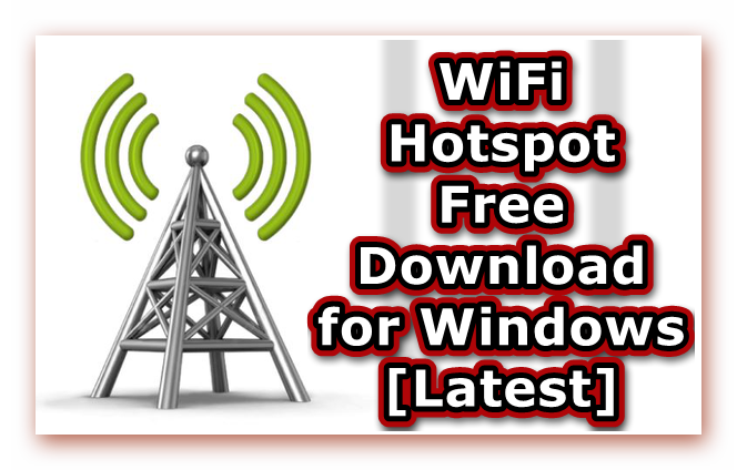 Hotspot for Windows