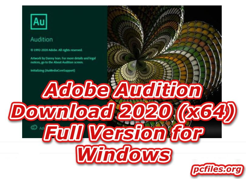 Audition Software Full Version