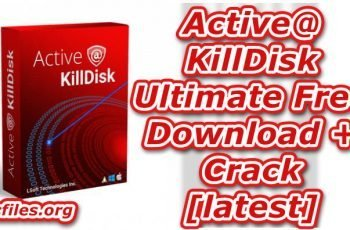 Active KillDisk Ultimate Free Download