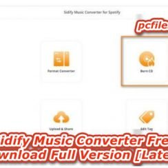Sidify Music Converter Free Download